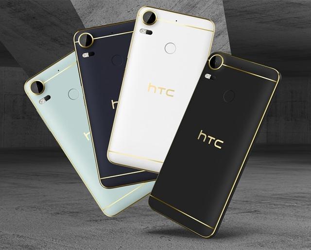 HTC Desire 10 Pro - Smartphone hấp dẫn với màu mới cực lạ sắp về Việt Nam - 5