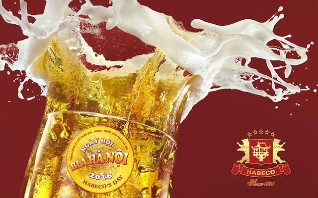 Bia Hà Nội – nét chấm phá trong ẩm thực Hà Thành)