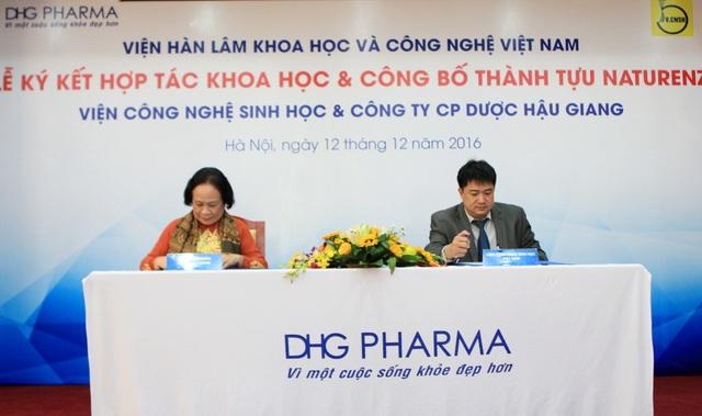 Dược Hậu Giang hợp tác với các nhà khoa học hàng đầu Việt Nam - 4