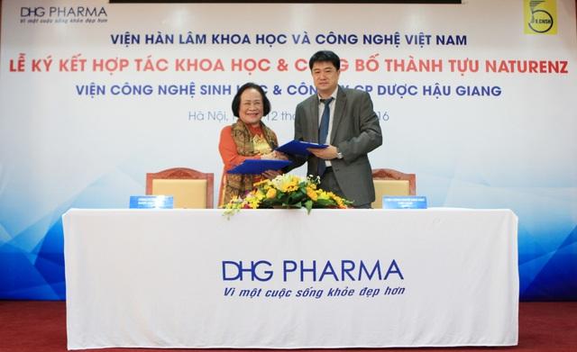 Dược Hậu Giang hợp tác với các nhà khoa học hàng đầu Việt Nam - 5