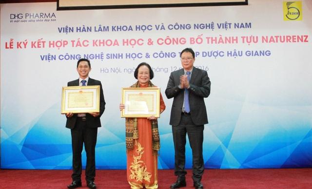 Dược Hậu Giang hợp tác với các nhà khoa học hàng đầu Việt Nam - 2