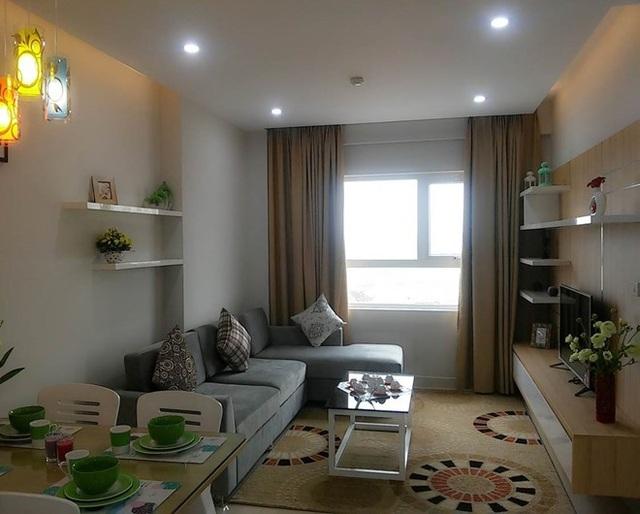 Căn hộ đa dạng, nội thất đầy đủ với giá cả hợp lý