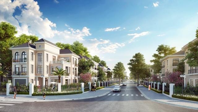 Vingroup ra mắt khu đô thị sinh thái Vinhomes Green Bay - 1