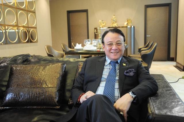 Ông Đỗ Anh Dũng – Chủ tịch Tập đoàn Tân Hoàng Minh