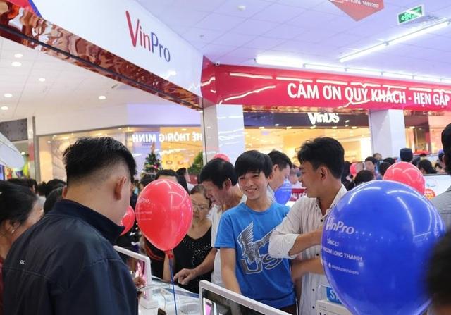 """Vingroup ra mắt mô hình trung tâm """"Vincom+"""" - 4"""
