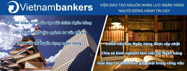 Viện đào tạo nhân lực Vietnam Bankers thông báo tuyển sinh chương trình Thực tập sinh ngân hàng - 1
