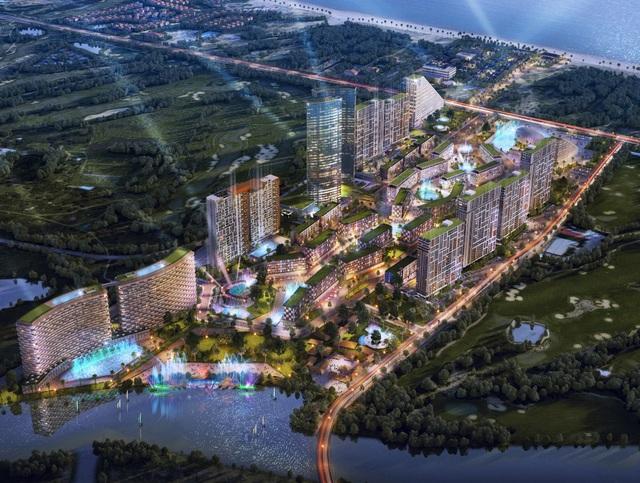 Tổ hợp bất động sản du lich giải trí Cocobay Đà Nẵng
