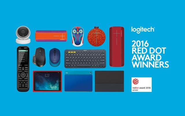Các sản phẩm góp mặt trong giài thưởng Red Dot Award năm 2016