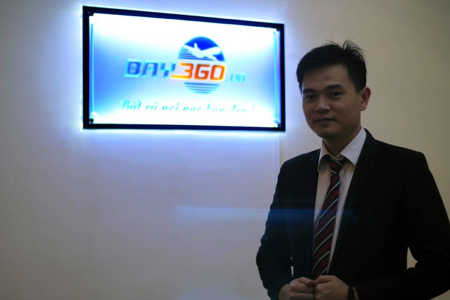 Anh Minh Công- CEO Bay360 Group