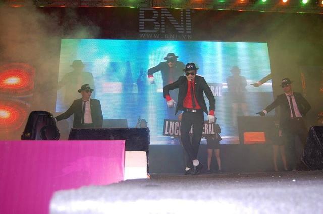 Giải doanh nhân BNI toàn quốc tại Nha Trang 2014