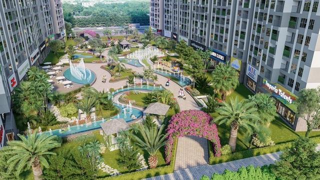 Imperia Sky Garden – dự án sắp ra mắt ở phía Nam Hà Nội