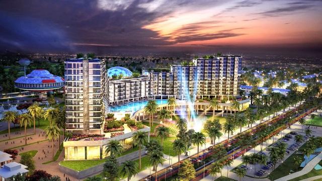 FLC Grand Hotel tuyệt tác miền duyên hải của Sầm Sơn, Thanh Hoá.