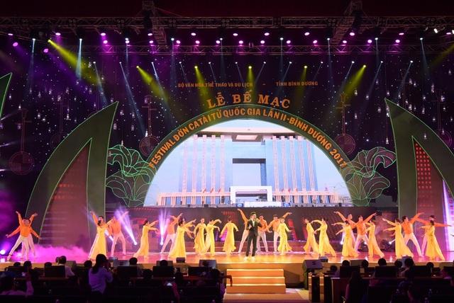 Festival Đờn ca tài tử Quốc gia lần thứ II tiếp nhựa sống cho bộ môn nghệ thuật truyền thống của dân tộc