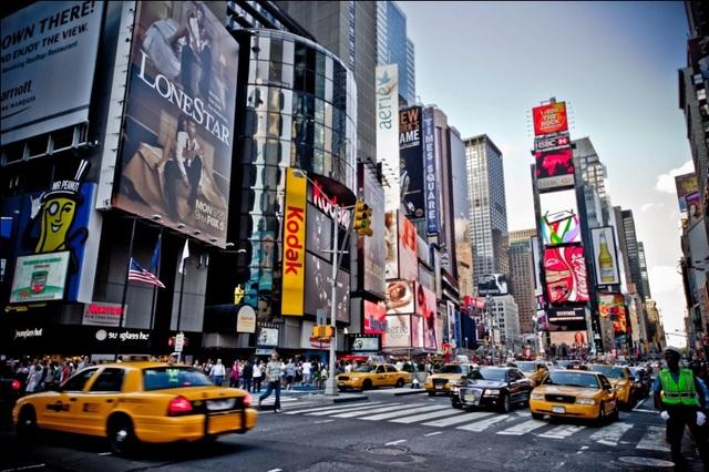Du lịch tới Mỹ là ước mơ của nhiều người