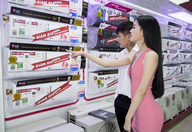 Hiệu quả tiết kiệm điện của điều hòa Inverter đáp ứng được mong đợi của người tiêu dùng