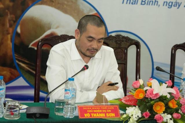 Chủ nhiệm dự án LIFSAP– ông Võ Thành Sơn