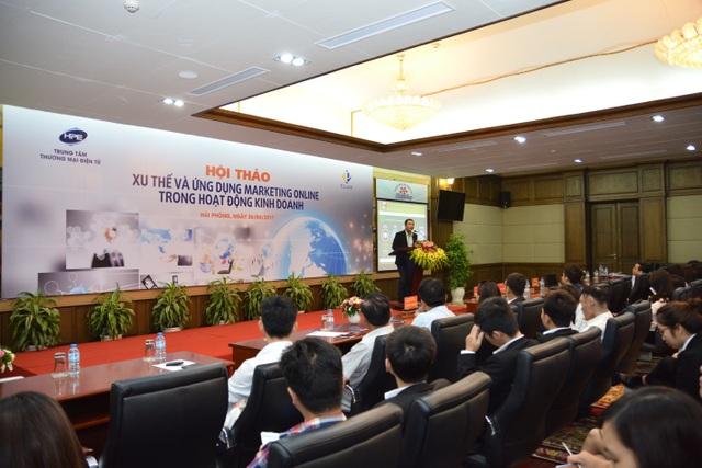 ThS. Nguyễn Bình Minh – Phó trưởng khoa TMĐT – Trường ĐH Thương mại