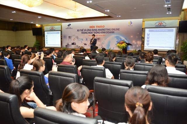 P.LAND tổ chức thành công hội thảo về Marketing Online tại Hải Phòng - 4