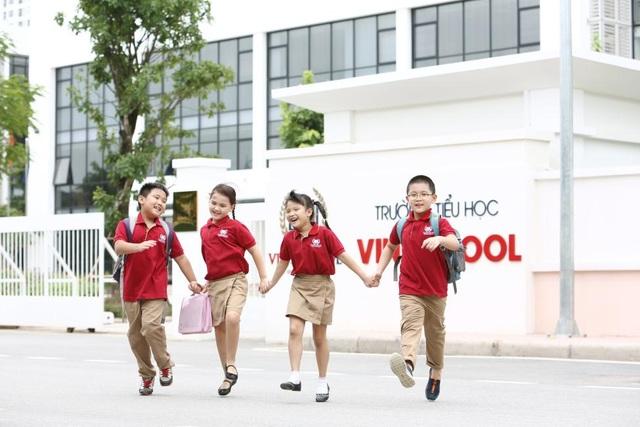 Trường liên cấp Vinschool tại Vinhomes Thăng Long dự kiến khai giảng vào năm học 2018-2019