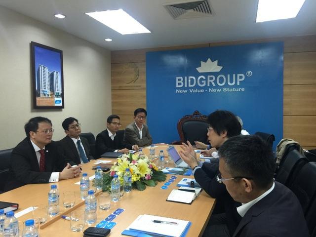 BIDGROUP luôn học hỏi kinh nghiệm cũng như tìm hiểu các cơ hội hợp tác tốt nhất nhằm mang lại nhiều lợi ích cho khách hàng từ các đối tác uy tín.