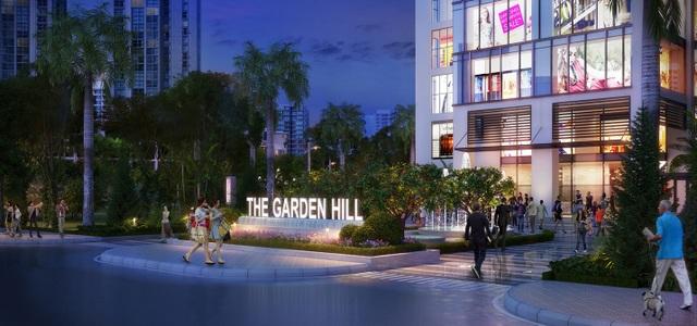 Ngày 20/5/2017, BIDGROUP dự kiến sẽ mở bán chính thức dự án Bidhomes The Garden Hill.
