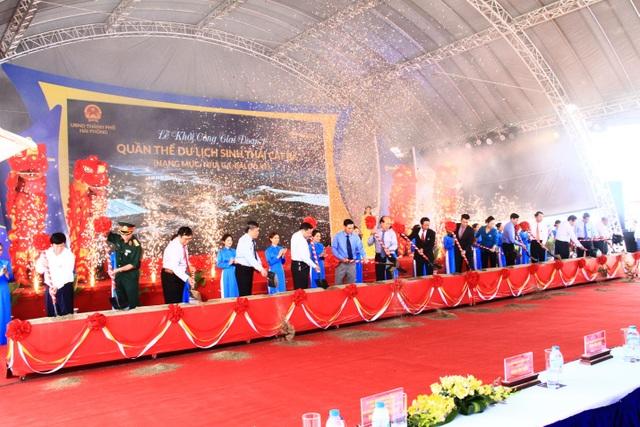 Hải Phòng khởi công giai đoạn 1 quần thể du lịch sinh thái Cát Bà - 1