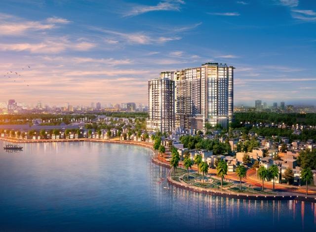 Vị trí độc tôn là yếu tố quyết định đến tầm cao cấp của dự án Sun Grand city Thụy Khuê Residence