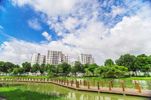 Dự án Celadon City của Gamuda Land