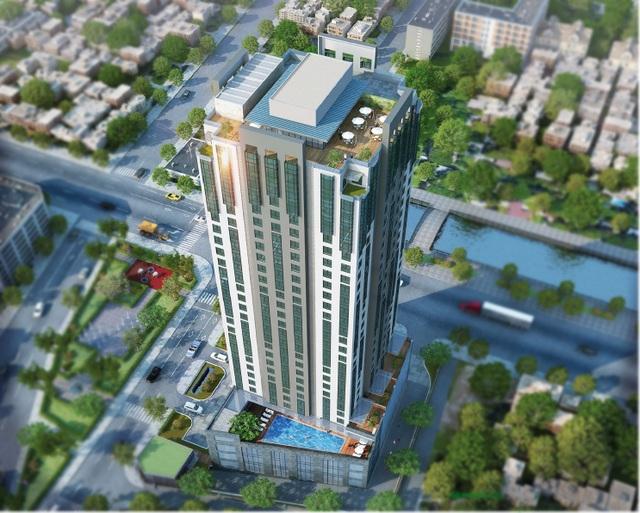Chính thức mở bán căn hộ cao cấp Viên Ngọc Phương Nam - Remax Plaza - 1