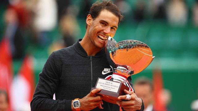 Sự trở lại mạnh mẽ của Rafael Nadal với chức vô địch Monte Carlo lần thứ 10, và ngay sau đó là Madrid Master đưa anh trở về top 4 ATP.