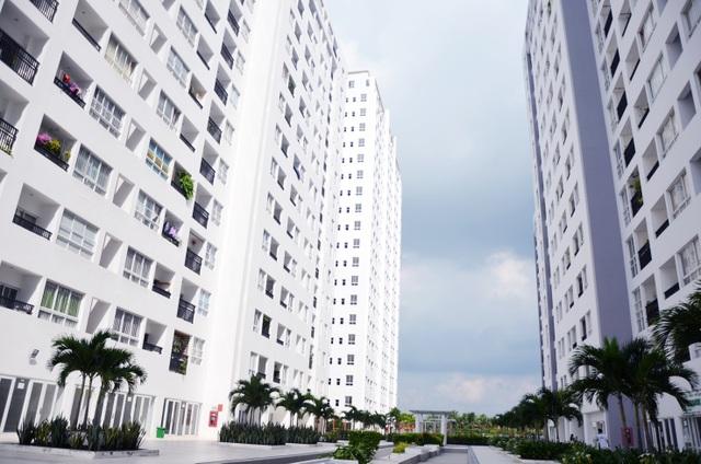 Muốn sở hữu căn hộ để ở cần cân nhắc điều gì? - 1