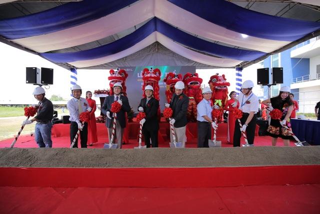 Tập đoàn Jabil mở rộng sản xuất tại Khu công nghệ cao Tp.Hồ Chí Minh