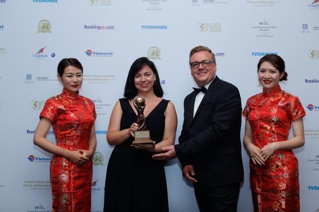 InterContinental Danang Sun Peninsula Resort giành 4 giải thưởng du lịch danh giá - 1