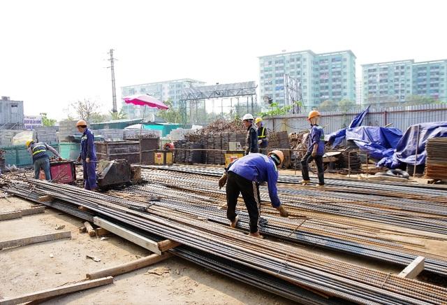 Đơn vị thi công, vật liệu xây dựng Tứ Hiệp Plaza là thương hiệu, uy tín trên thị trường