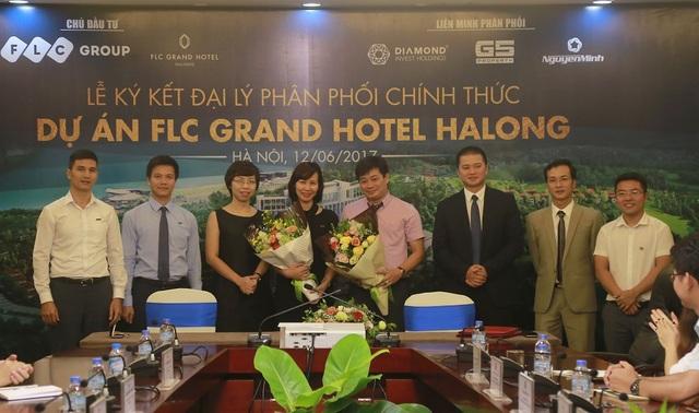 FLC Grand Hotel Hạ Long dự kiến sẽ trở thành tâm điểm của thị trường condotel miền Bắc khi chuẩn bị ra mắt trong cuối quý II năm nay