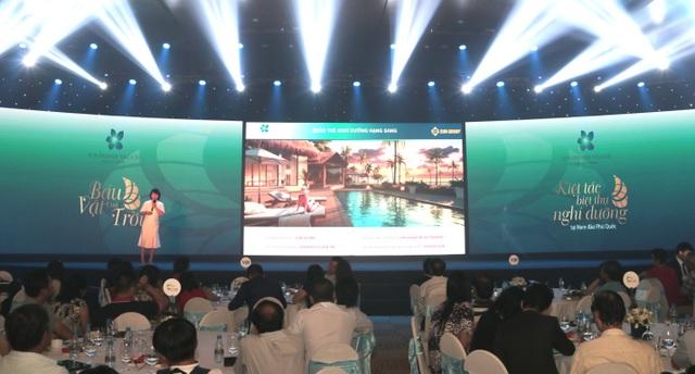 Ra mắt Sun Premier Kem Beach Resort tại TP. HCM