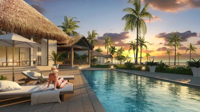 Sun Premier Village Kem Beach Resort - Villas view biển
