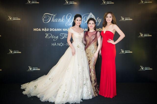 Hoa hậu Ngọc Hân, Hoa hậu Doanh nhân Xuân Hương, Hoa hậu Mai Phương Thúy