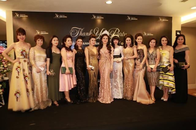 Nhiều người đẹp góp mặt trong sự kiện