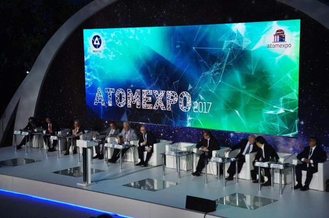 ATOMEXPO 2017 chính thức khai mạc vào 19/06/2017 tại Moscow