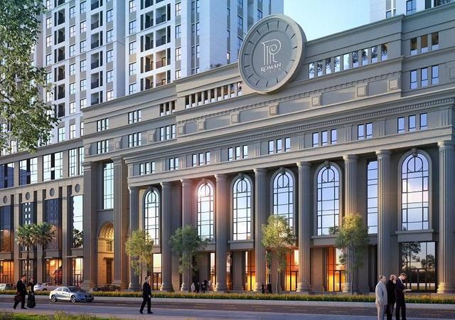 Giá cả phù hợp, chất lượng đảm bảo khiến căn hộ Roman Plaza tại Hà Nội được nhiều người ngoại tỉnh quan tâm