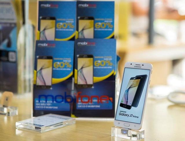 """Samsung J7 Prime là dòng máy """"hot"""" nhất trong phân khúc điện thoại smartphone tầm trung"""
