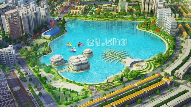 Những khu đô thị xanh nổi bật tại TPHCM - 3