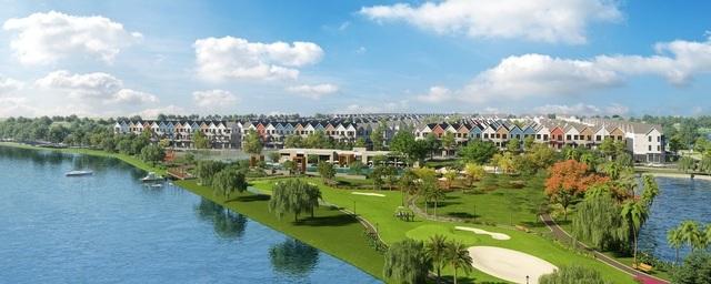 Những khu đô thị xanh nổi bật tại TPHCM - 4