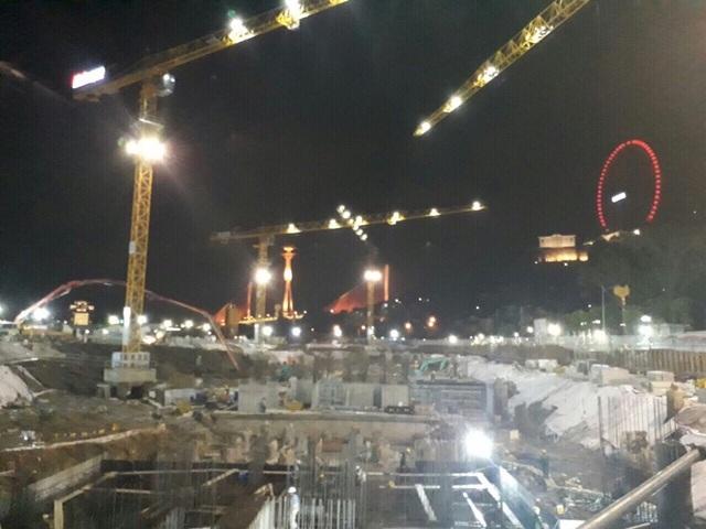 Thực tế tiến độ xây dựng siêu căn hộ đẳng cấp quốc tế tại Hạ Long