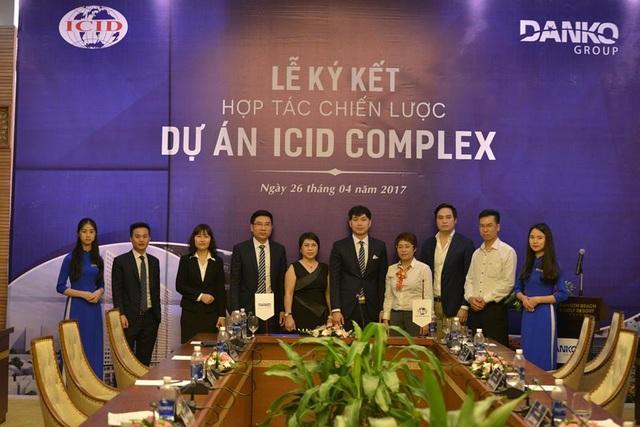 Danko Group là đơn vị phân phối chính thức dự án ICID Complex Lê Trọng Tấn