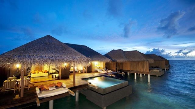 Khách hàng có cơ hội nhận được chuyến du lịch tại Maldives khi tham gia mua sắm từ 500.000vnd trở lên tại TTP. (nguồn internet)