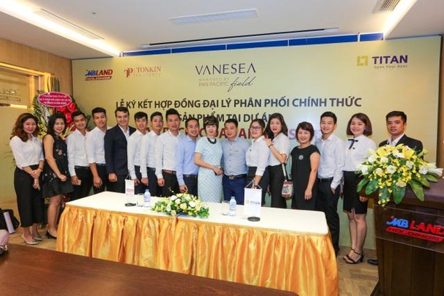 Lễ ký kết hợp đồng đại lý phân phối chính thức sản phẩm tại dự án Pan Pacific Danang Resort - 2