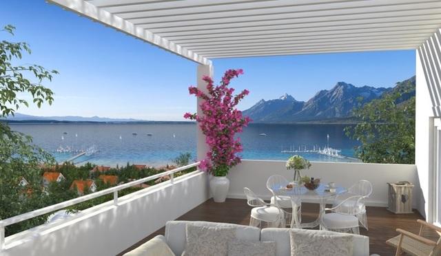 Dự án biệt thự nghỉ dưỡng Crystal Waters, Lefkada có giá khởi điểm từ 250.000EUR
