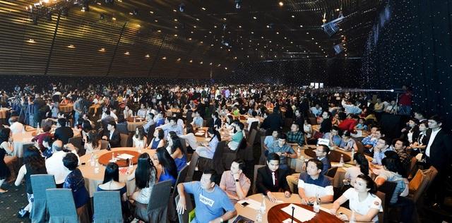 Buổi lễ công bố căn hộ River Panorama với 1000 khách tham dự